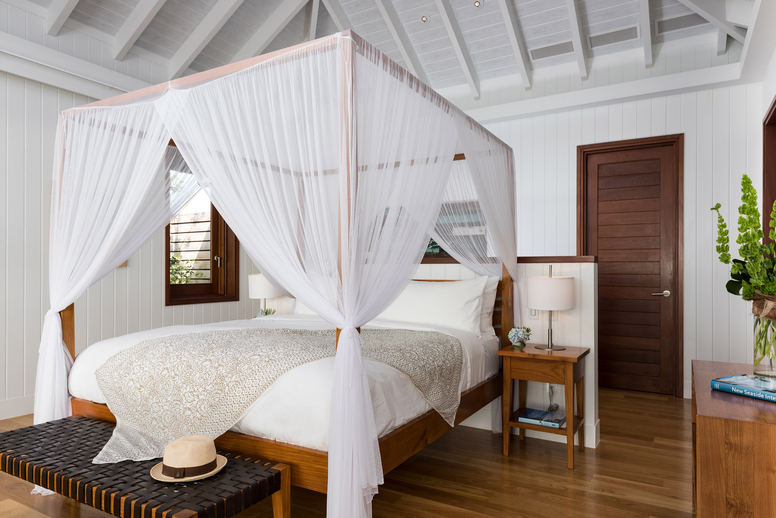 Serenity - view of one of the bedrooms