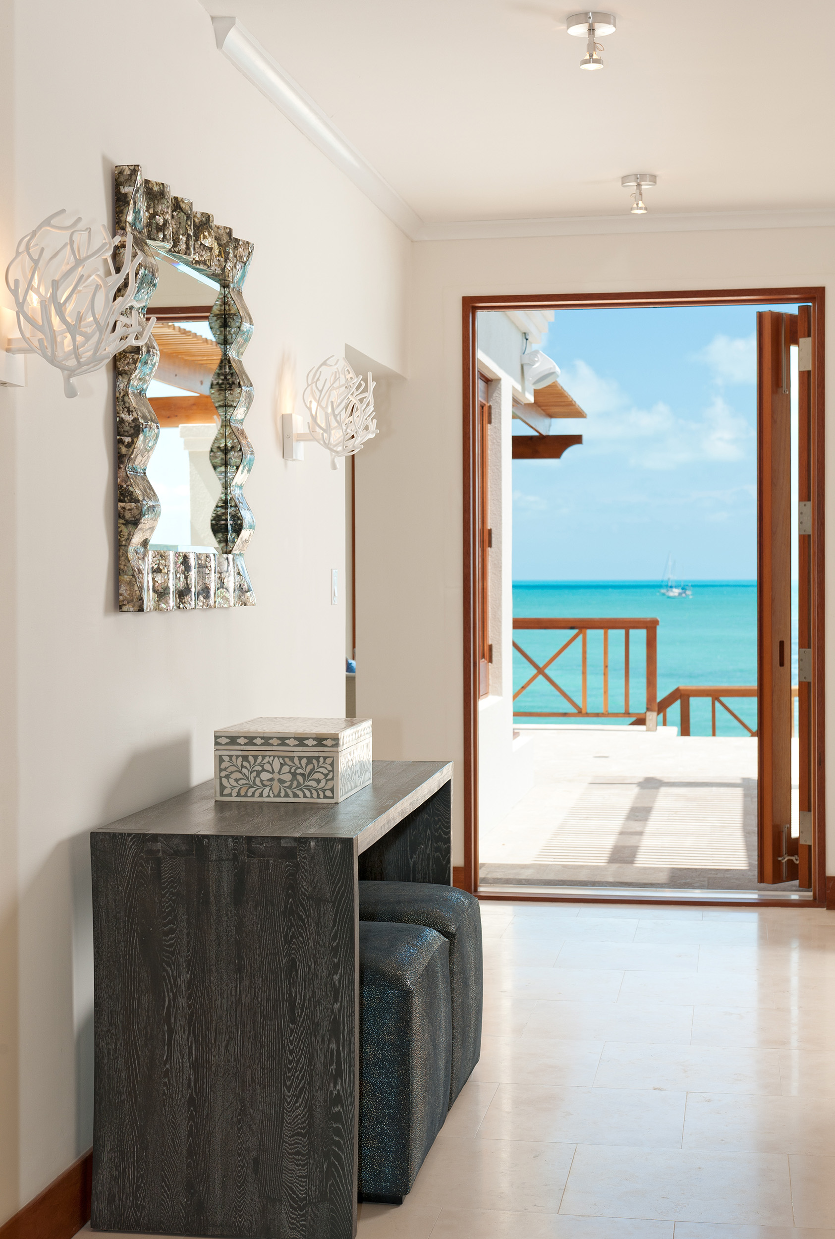 Dream Big Villa - view out from one of the bedrooms