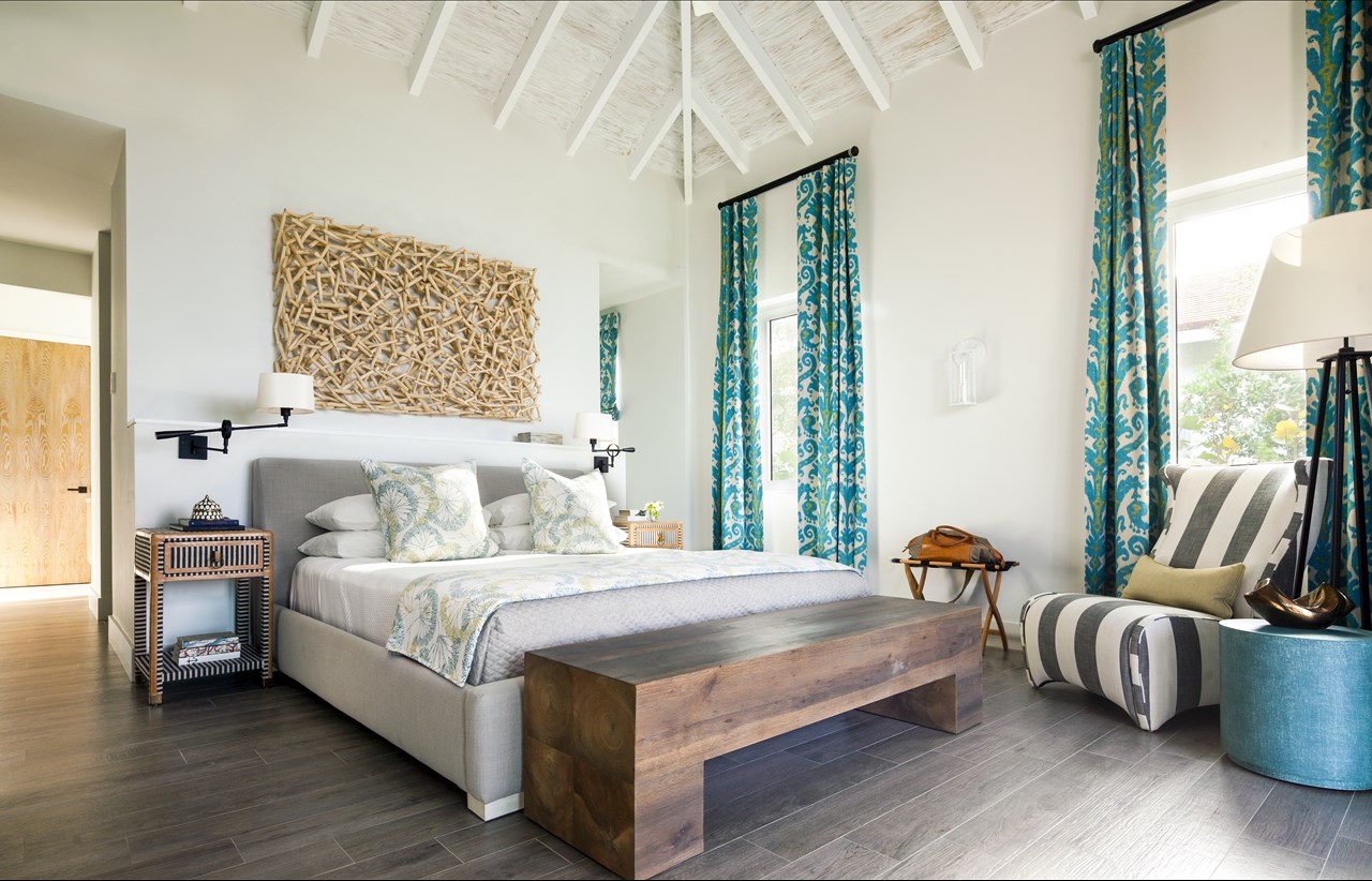 Grace Bay Residences - view of a master bedroom