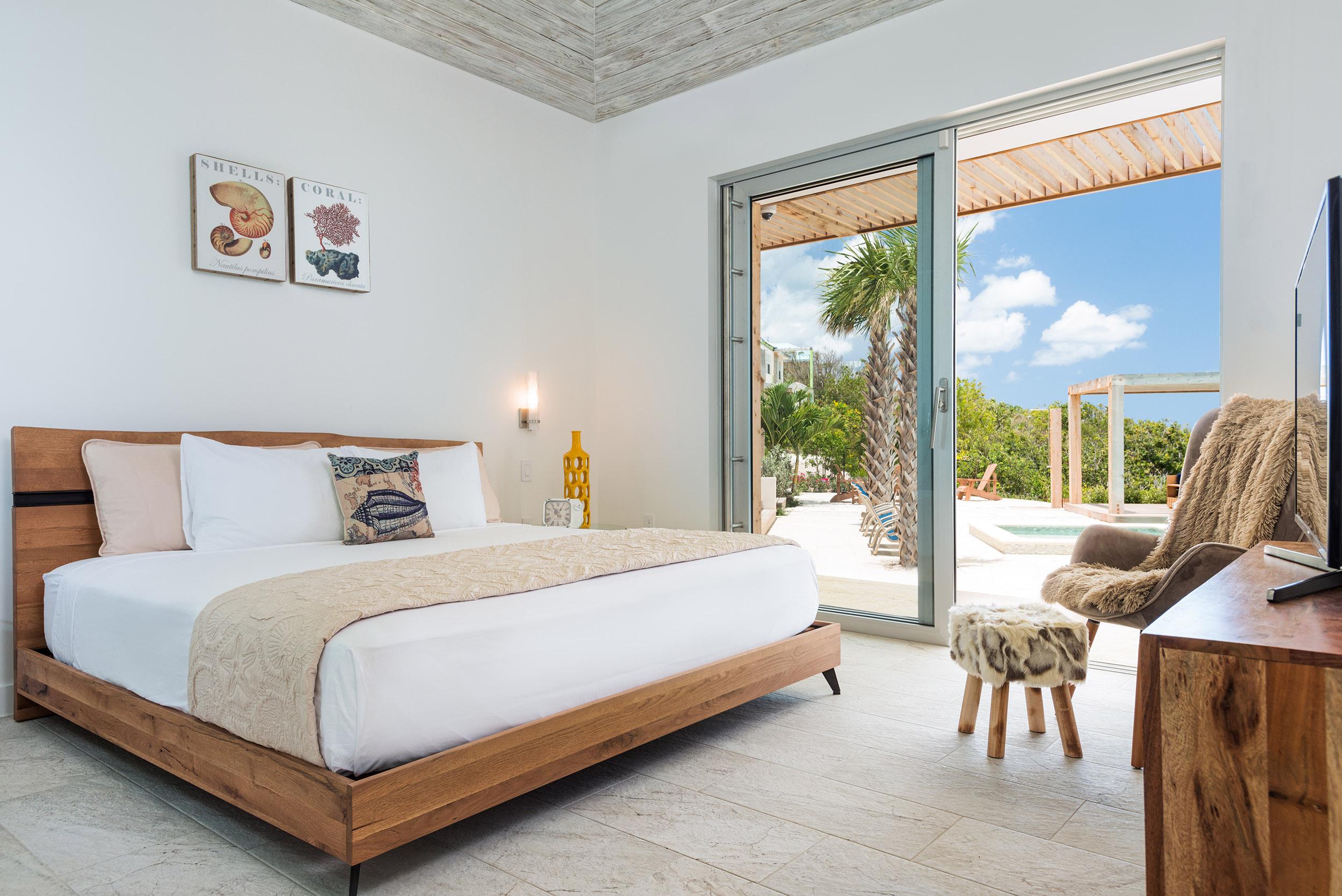 Villa Alinna - view of bedroom